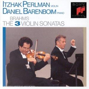 I. Perlman - Violinsonaten 1-3 (Ga)