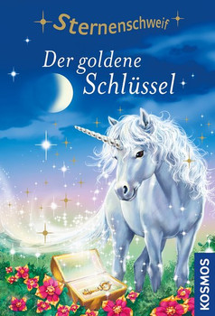 Sternenschweif, 14, Der goldene Schlüssel - Linda Chapmann  [Gebundene Ausgabe]