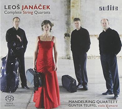 Mandelring Quartett - Die Streichquartette