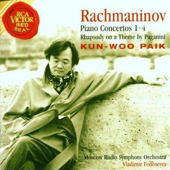 Kun Woo Paik - Die Klavierkonzerte