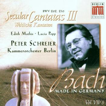 P. Schreier - Secular Cantatas BWV 202 / 210