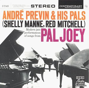 Andre & His Pals Previn - Pal Joey (C 7543)