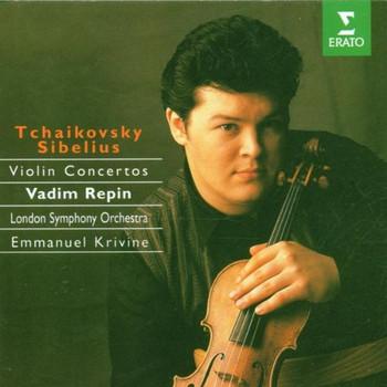 Vadim Repin - Violinkonzert