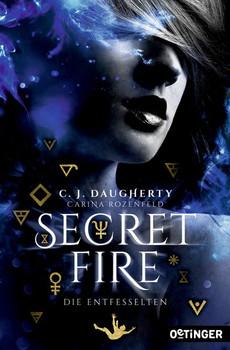 Secret Fire. Die Entfesselten. (Band 2) - Carina Rozenfeld  [Taschenbuch]