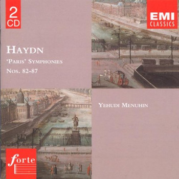 Yehudi Menuhin - Forte - Haydn