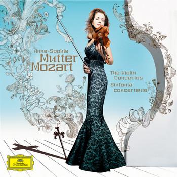 Anne-Sophie Mutter - Die Violinkonzerte / Sinfonia Concertante (Limited Edition)