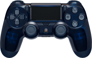 Sony PS4 DualShock 4 draadloze controller [500 Million Limited Edition incl. draadloze controller] blauw