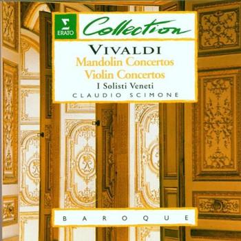 Scimone - Konzert für 2 Mandolinen und Violine