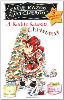 A Katie Kazoo Christmas: Super Super Special (Katie Kazoo, Switcheroo) - Krulik, Nancy
