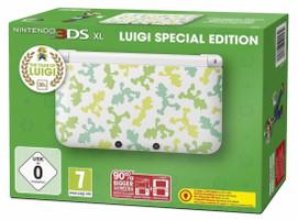 Nintendo 3DS XL groen [Luigi Limited Edition]