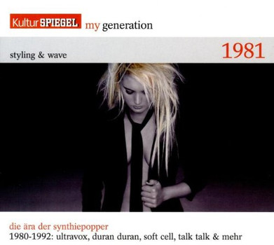 Various - My Generation-Styling & Wave