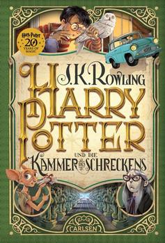 Harry Potter und die Kammer des Schreckens (Harry Potter 2) - J.K. Rowling  [Gebundene Ausgabe]