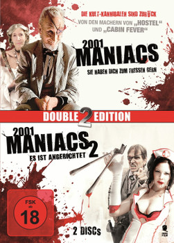 2001 Maniacs 1 & 2 [Double Edition, 2 DVDs]