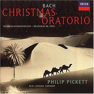 Philip Pickett - Weihnachtsoratorium (Gesamtaufnahme)
