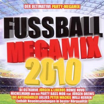 Various - Fußball Megamix 2010