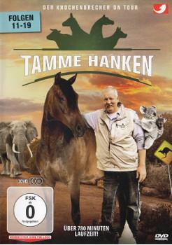 Tamme Hanken: Folgen 11-16 - Der Knochenbrecher on Tour [3 DVDs]