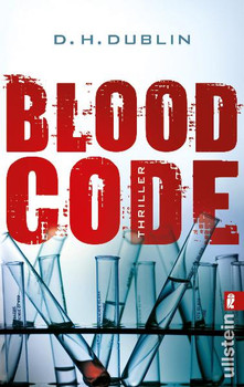 Blood Code - D. H. Dublin