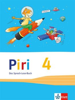 Piri Das Sprach-Lese-Buch / Schülerbuch. 4. Schuljahr [Taschenbuch]