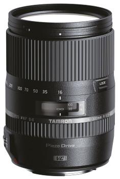 Tamron 16-300 mm F3.5-6.3 Di PZD VC II Macro 67 mm filter (geschikt voor Canon EF) zwart
