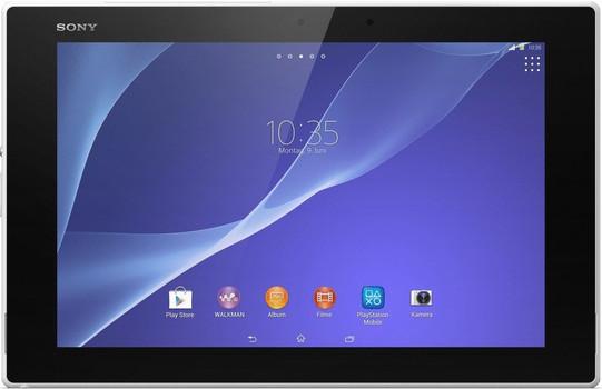 """Sony Xperia Z2 Tablet 10,1"""" 16GB [wifi + 4G] wit"""