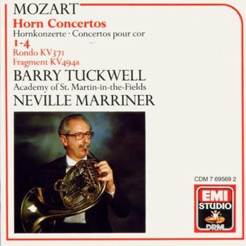 Tuckwell - Hornkonzerte