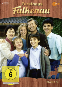 Forsthaus Falkenau - Staffel 03 [4 DVDs]