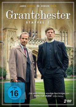 Grantchester - Staffel 2 [2 DVDs]