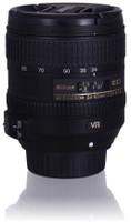 Nikon AF-S NIKKOR 24-85 mm F3.5-4.5 ED G VR 72 mm filter (geschikt voor Nikon F) zwart
