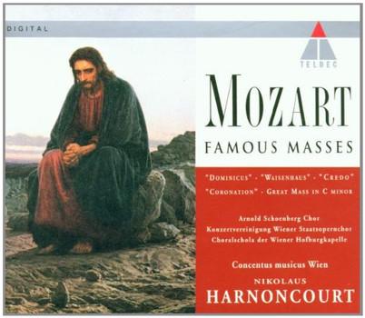 Nikolaus Harnoncourt - Grosse Messen