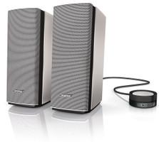 Bose Companion 20 multimedia speaker system argento