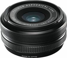 Fujifilm X 18 mm F2.0 R 52 mm filter (geschikt voor Fujifilm X) zwart