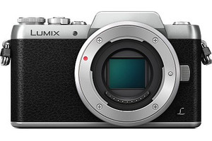 Panasonic Lumix DMC-GF7 body noir