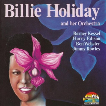 Billie Holiday - B.Holiday & Her Orch.1956-57