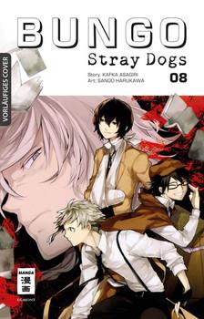 Bungo Stray Dogs 08 - Kafka Asagiri  [Taschenbuch]