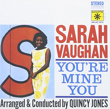 Sarah Vaughan - You'Re Mine
