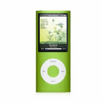 Apple iPod nano 4G 16GB groen