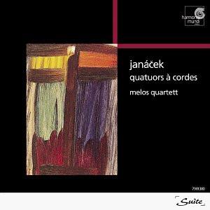 Melos Quartet - Quatuors A Cordes