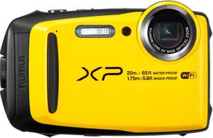 Fujifilm FinePix XP120 jaune