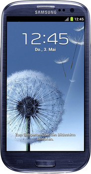 Samsung I9300 Galaxy S III 16GB blu