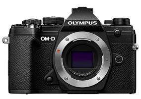 Olympus OM-D E-M5 Mark III body nero