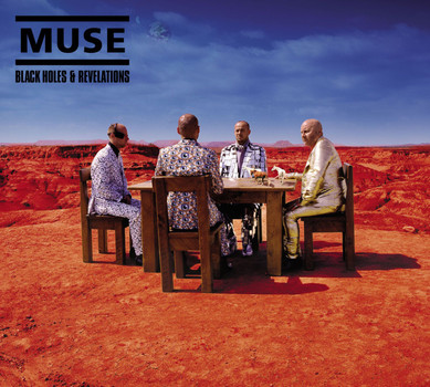 Muse - Black Holes & Revelations (Digipack)