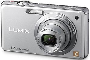 Panasonic Lumix DMC-FS10 plata