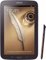 "Samsung N5100 Galaxy Note 8.0 8"" 16GB [wifi + 3G] bruinzwart"
