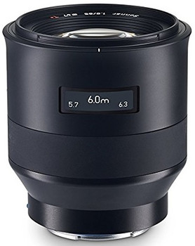 Zeiss Batis 85 mm F1.8 67 mm Obiettivo (compatible con Sony E-mount) nero