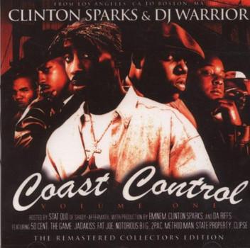 Clinton & DJ Warrior Sparks - Coast Control