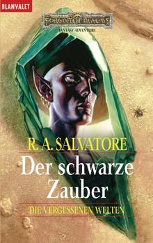 Die Vergessenen Welten 13: Der schwarze Zauber: BD 13 - R. A. Salvatore