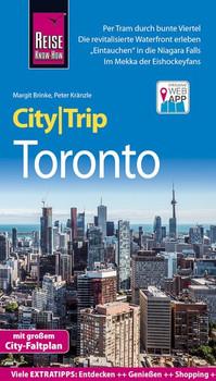 Reise Know-How CityTrip Toronto. Reiseführer mit Stadtplan und kostenloser Web-App - Peter Kränzle  [Taschenbuch]