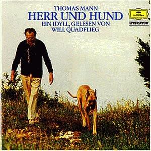 Will Quadflieg - Herr und Hund