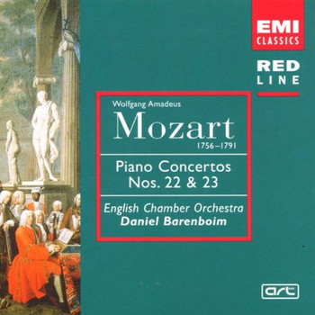 Daniel Barenboim - Red Line - Mozart (Klavierkonzerte)