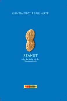 Peanut - Oder die Sache mit der Erdnussallergie - Halliday, Ayun